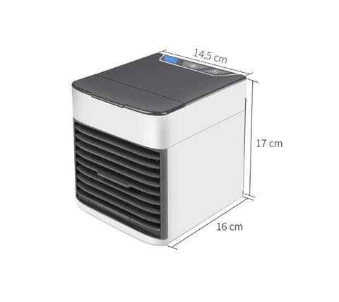 Mini Climatiseur Mobile Sans Evacuation Portable USB Silencieux - Climatech® Ventilateur Rafraichisseur D'Air