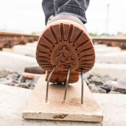 Chaussure de sécurité semelle resistante