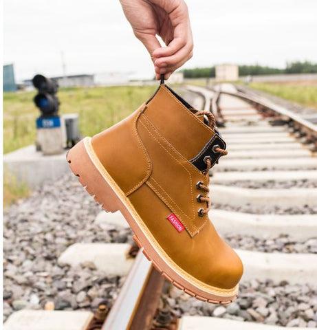 chaussures de sécurité légères
